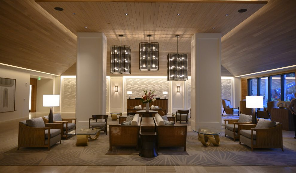 Halepula Hotel Lobby